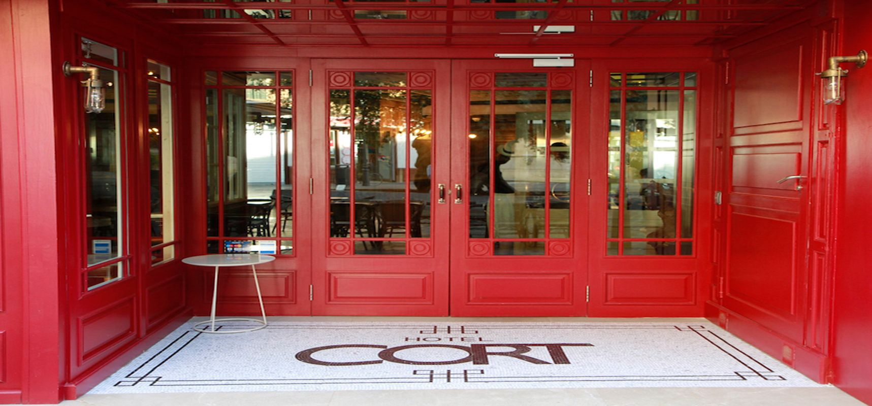 Design Hotel Cort *****